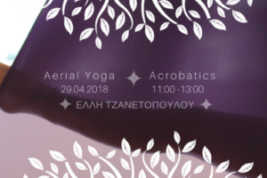 Read more about the article Aerial Yoga & Acrobatics vol.2
