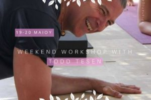 Read more about the article Workshop with Todd Tesen