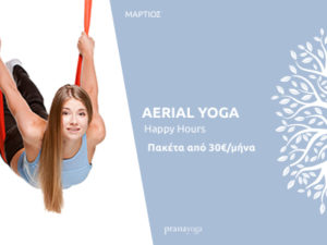 Read more about the article AERIAL YOGA